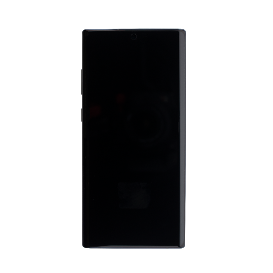 OLED/Digitizer (With Frame) for use with Samsung Galaxy Note 10 Plus (Aura Black)