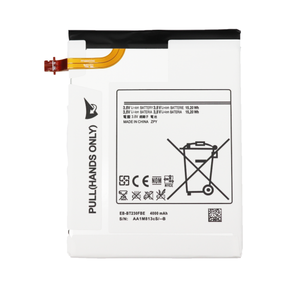 Battery for use with Samsung Galaxy Tab 4 7.0 T230