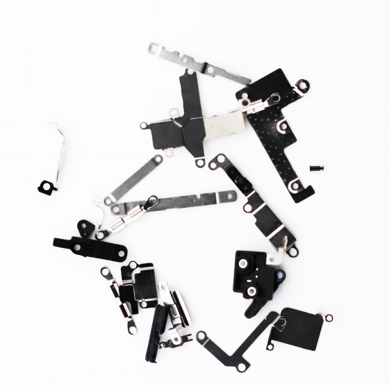 Full Set of Replacement Brackets for use with iPhone 8/ iPhone SE (2020)