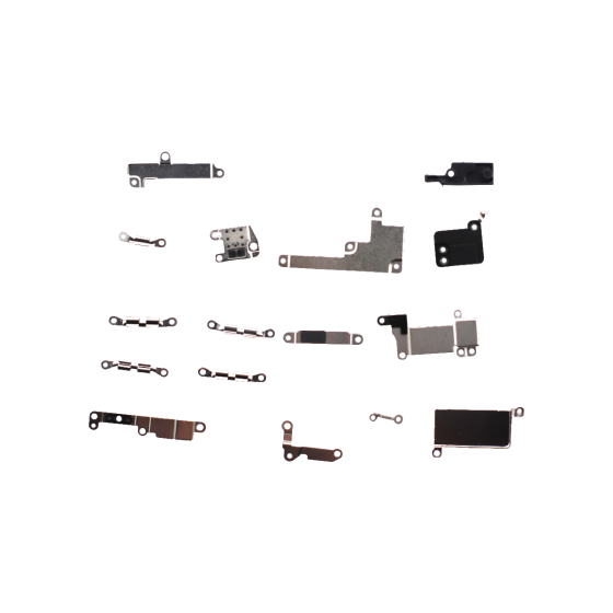 Full Set of Replacement Brackets for use with iPhone 8 Plus