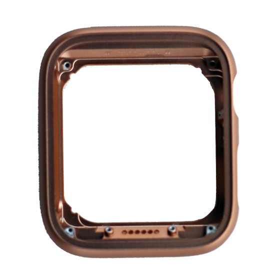 Frame for use with Apple Watch Series 5 (Gold)(40mm)