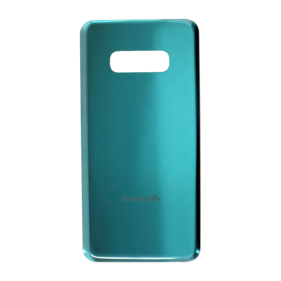 Back Glass Cover for use with Samsung Galaxy S10e (Prism Green)