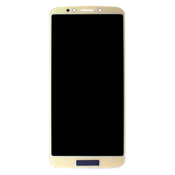 LCD/ Digitizer for use with Moto G6 PLAY (Silver)