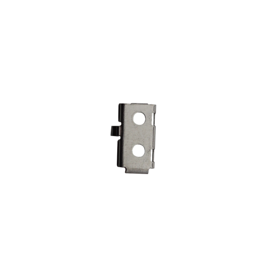 Home Button Flex Cable Connector Metal Bracket for use with iPhone 5S