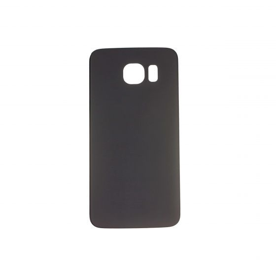 Battery Cover for use with Samsung Galaxy S6 G920, Black Sapphire