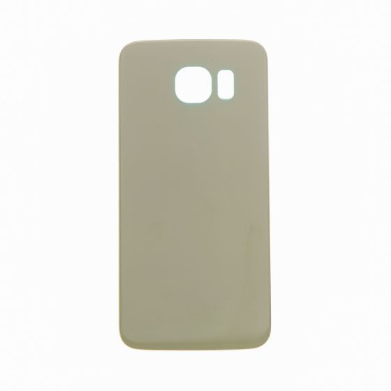 Battery Cover for use with Samsung Galaxy S6 G920, Gold