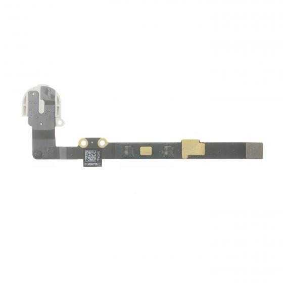 Headphone Jack w/ Flex Cable for use with iPad Mini (White)