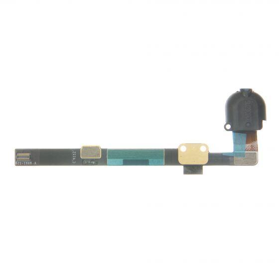 Headphone Jack w/ Flex Cable for use with iPad Mini (Black)