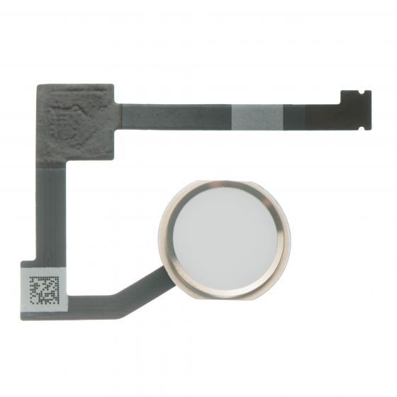 Home Button Flex Cable for use with iPad Air 2, Silver