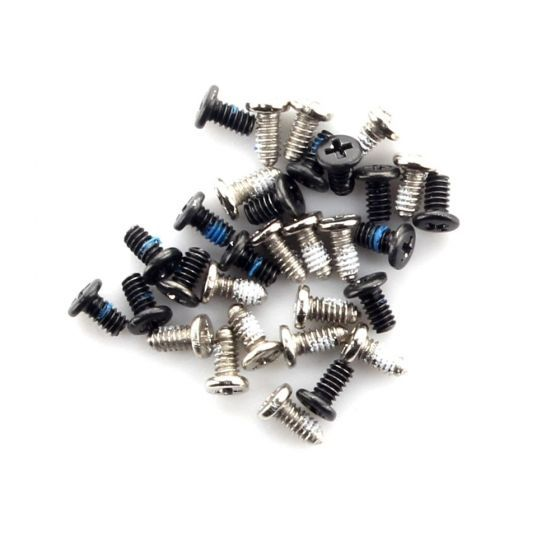 Screw set for use with Samsung Galaxy S6
