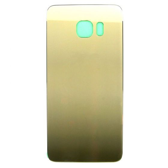 Back Glass Cover for use with Samsung Galaxy S6 Edge Plus (Gold Platinum)