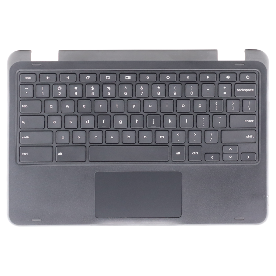 Keyboard/Palmrest/Touchpad for use with Dell 11 G3 (3189) Chromebook, Part Number: 00YFYX