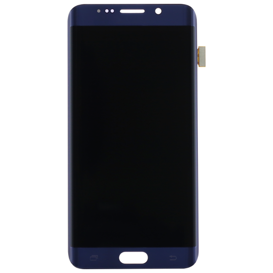 OLED Digitizer Assembly for use with Samsung Galaxy S6 Edge Plus (Without Frame) (Black Sapphire)