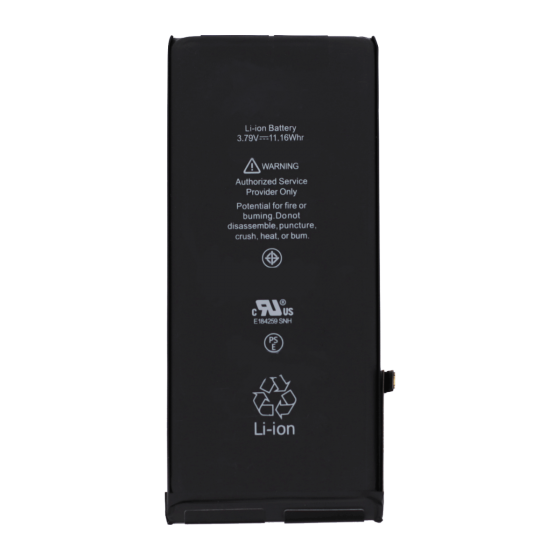 Battery for use with iPhone XR