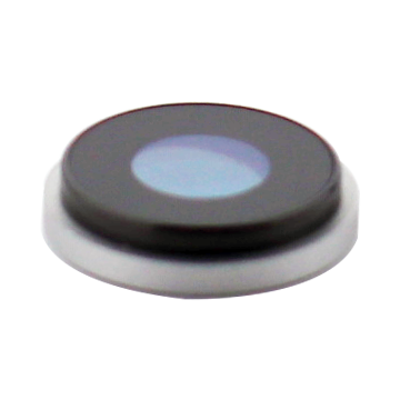Rear Camera Lens for use with iPhone XR (White)