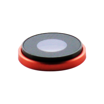 Rear Camera Lens for use with iPhone XR (Coral)