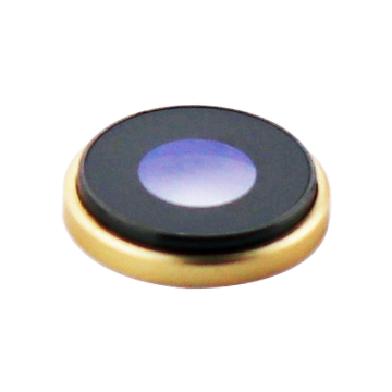 Rear Camera Lens for use with iPhone XR (Yellow)