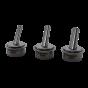 Quick 861 Oblique Hot Air Gun Nozzles (3 Pack)
