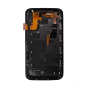 LCD Assembly without Frame for use with Motorola Moto X2 (Black)