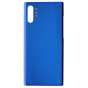 Back Glass for use with Samsung Galaxy Note 10 Plus (Blue)