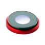 Rear Camera Lens for use with iPhone XR (Red)