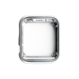 Frame for use with Apple Watch Series 5 (Silver)(40mm)