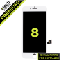 Premium Plus LCD Full Assembly for use with iPhone 8/ iPhone SE(2020)(White)