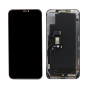 Platinum Soft OLED Assembly for use with iPhone XS Max ( Black)
