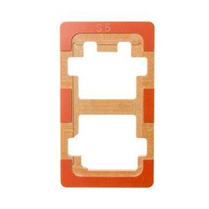 Glass Only Repair Alignment Mold for use with Samsung Galaxy S5