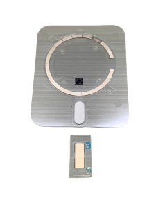 Wireless charging circle magnets set for iPhone 12 series