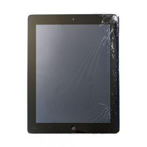 iPad 2/3/4 Digitizer and Glass- Screen Repair