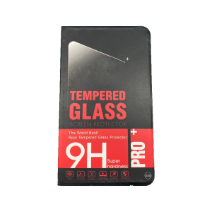 Premium Tempered Glass for use with iPhone 12/12 Pro (Retail Packaging)