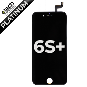 Platinum LCD Assembly for use with iPhone 6S Plus (Black)