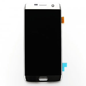 OLED Digitizer Assembly for use with Samsung Galaxy S7 Edge (Silver Titanium)