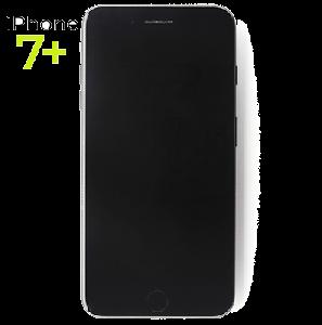 iPhone 7+ Verizon 256GB Matte Black (Grade B+)