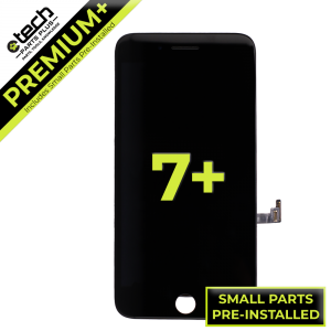 Premium Plus LCD Full Assembly for use with iPhone 7 Plus (Black)