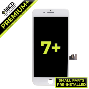 Premium Plus LCD Full Assembly for use with iPhone 7 Plus (White)