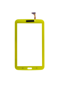 """Glass and Digitizer for use with Samsung Galaxy Tab 3 7.0"""" SM-T2105, Yellow, no Frame"""