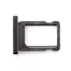 Sim Card Tray for use with iPad Pro 12.9 Gen 2 (Black)