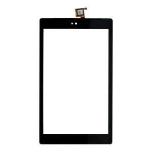 Glass/Digitizer for use with Amazon Kindle Fire HD 8 SX034QT (Black)