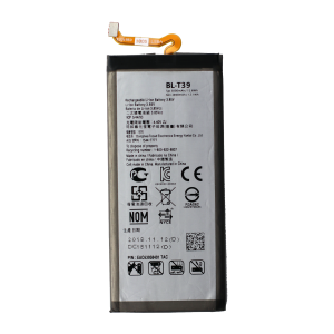 Battery for use with LG G7