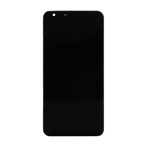 LCD/Digitizer with frame for use with LG Stylo 4 (Black)