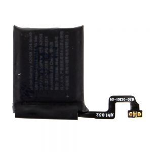 Battery for use with Apple Watch Series 4-40mm