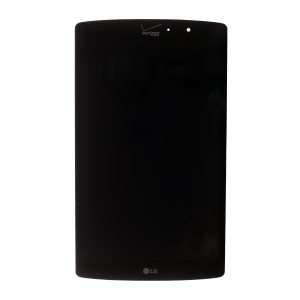 LCD/Digitizer for use with LG G Pad X 8.3 VK815 (Black)