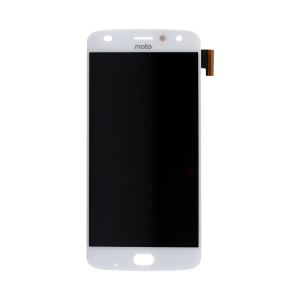LCD/Digitizer for use with Motorola Moto Z2 Play XT1710 (White)