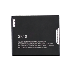 Battery for use with Motorola Moto G5/Moto G4 Play/Moto E4/Moto E5 Play (GK40)