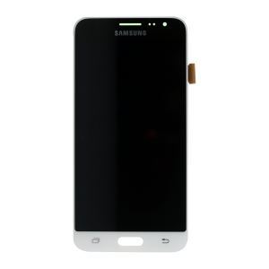 LCD Assembly without Frame for use with Samsung J3 J320/2016 (White)