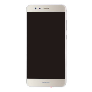 LCD Assembly with Frame for use with Huawei P10 Lite (Gold)
