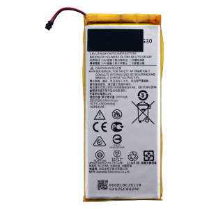Battery for use with Motorola Moto G6