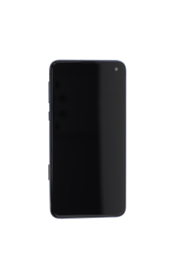OLED/Digitizer Assembly for use with Samsung Galaxy S10e (With Frame) (Prism Black)